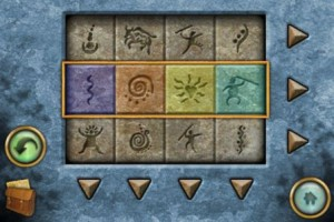 The Lost City Ice puzzle